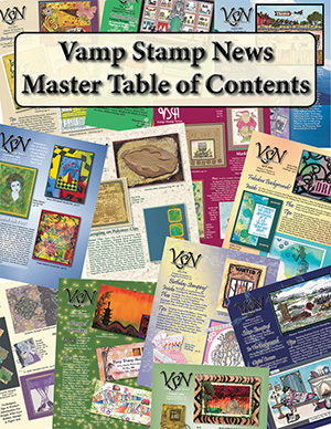 VSN Master Table of Contents cover