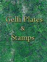 Gelli Plates and Stamps epub cover