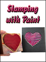stamping with paint epub cover